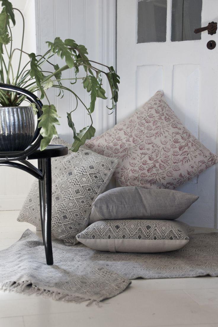 Cushions & Rug - Engen & Engen SS15 - Photo Heidi Hallingstad