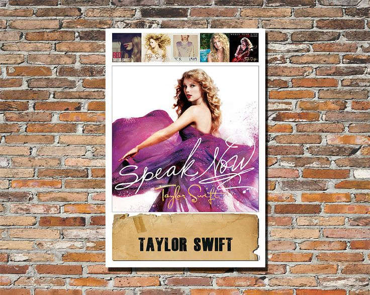 TAYLOR SWIFT Taylor Swift 12x18 Print Taylor Swift Album Art Taylor Swift Print Taylor Swift Art Taylor Swift Poster Instagram