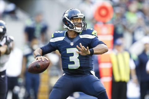 Russell Wilson is Rich, But Not Richer Than Aaron Rodgers -- Seattle Seahawks quarterback Russell Wilson signed a new contract today that was expected to make him richer than Aaron Rodgers. It did not.