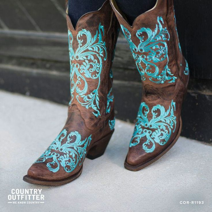 Corral boots love these!!!❤❤