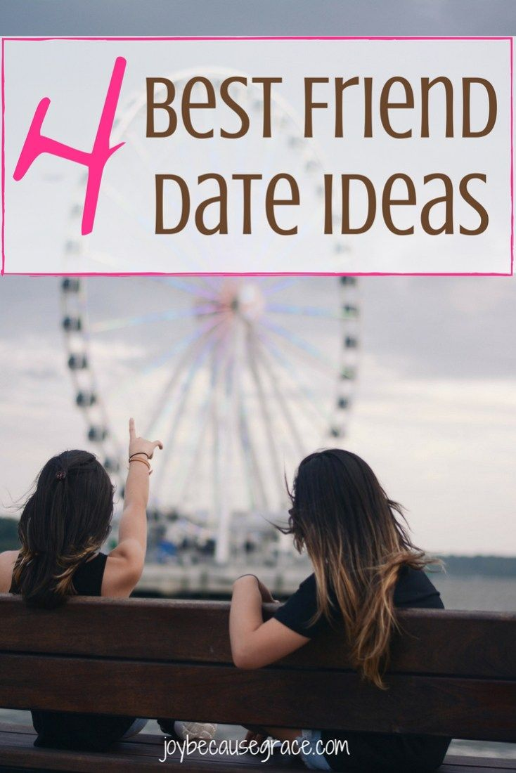 If you and your best friend are looking for fun things to do this summer, here are four best friend date ideas to get y'all started!
