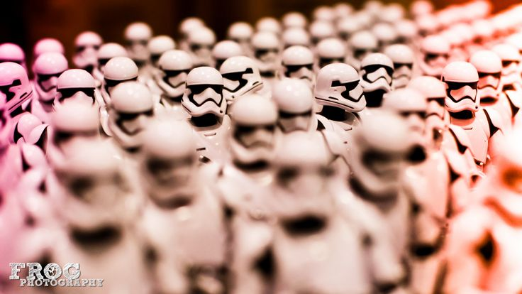 Star Wars Celebration Europe - Stormtrooper Toys