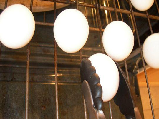 eggs1032912.JPG: Hard Boiled, Baked Eggs, Hardcook Eggs, Hardboiled Eggs In The Ovens, Eggs Recipes, Easter Eggs, Baking Eggs, Baking Hard, Hard Cooking Eggs