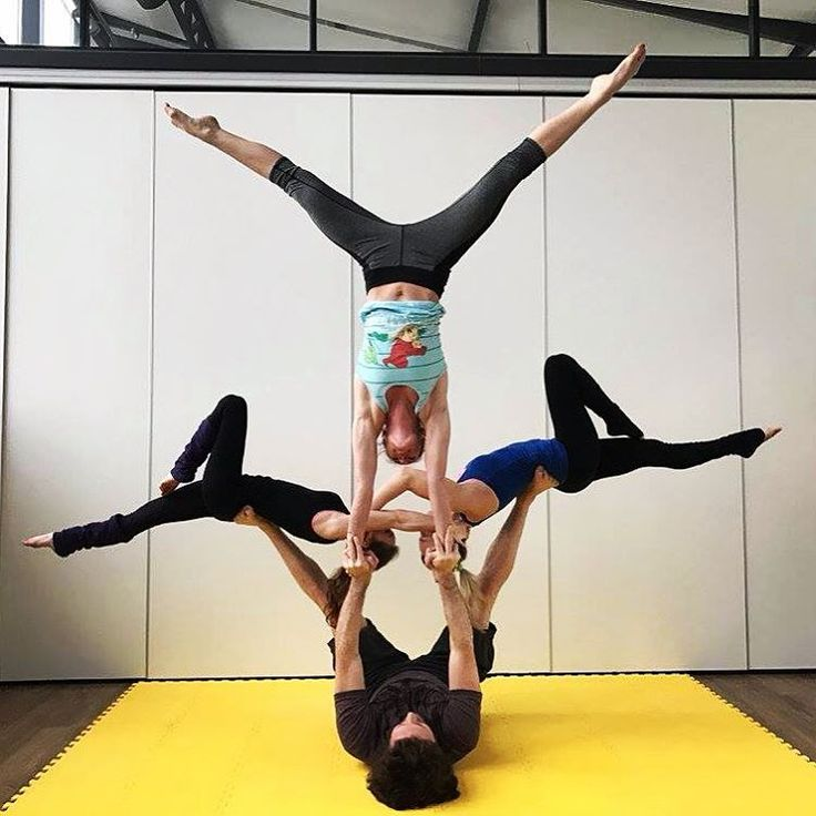 """76 Me gusta, 4 comentarios - Moscow AcroFamily (@moscow.acrofamily) en Instagram: """"Guys, @jacobbrownacro @debbiecollis , that what you do it is awesomeness!!! We are sooo glad that…"""""""
