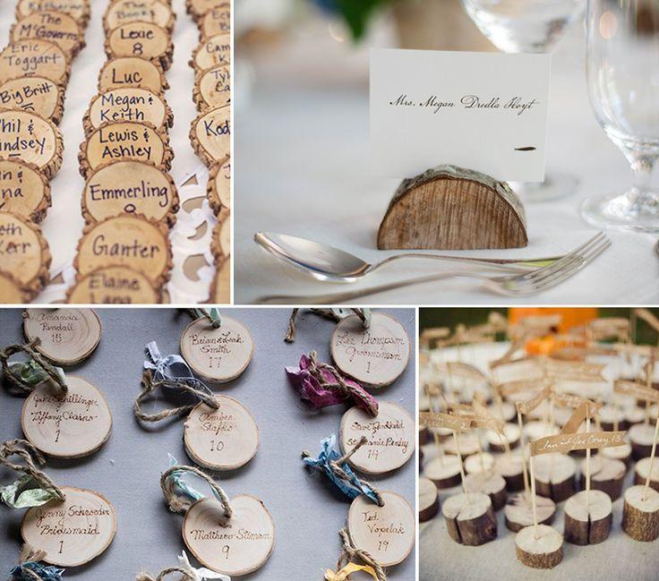 zaproszenia ślubne drewniane podkłądki - Szukaj w Google