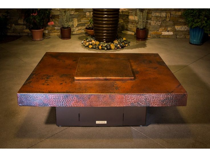 So Cal Fire Pits specializes in selling the finest quality indoor and outdoor fire pit tables, glass and accessories for propane or natural gas fire pits.