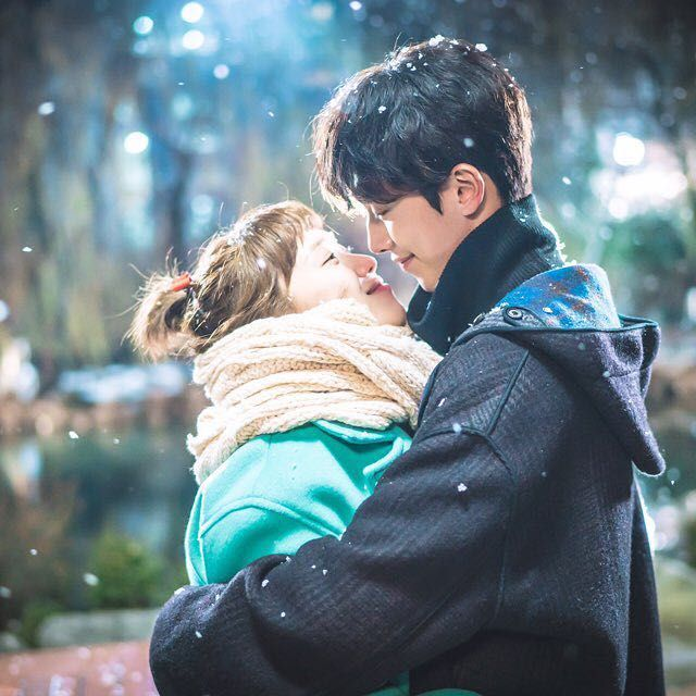 "Aww...Such a beautiful and sweet drama: ""Weightlifting Fairy Kim Bok Joo"" Lee Sungkyung and Nam Joo Hyuk"