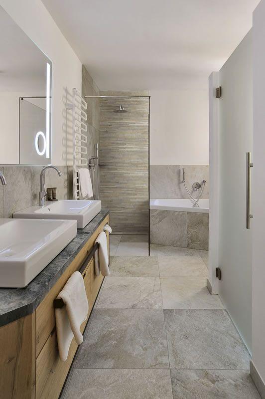 Badezimmer fliesen steinoptik grau  Die besten 25+ Fliesen steinoptik Ideen auf Pinterest | Steinoptik ...