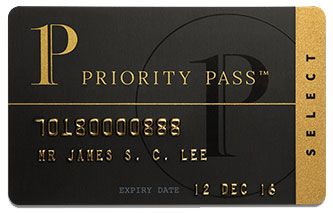 Priority Pass Lounge Access American Express Platinum ...