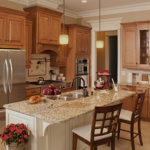 Kitchen Design Ideas With Oak Cabinets white kitchen cabinets with oak trim best 25+ oak trim ideas on