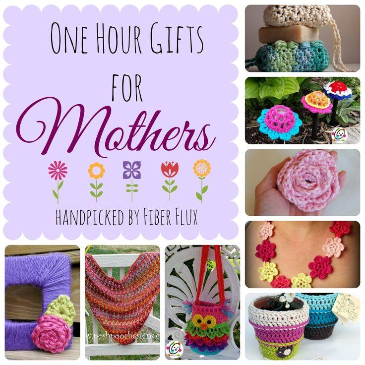 Crochet Patterns For Mother s Day : Pin by Jennifer / Fiber Flux on Blogger Crochet Patterns ...