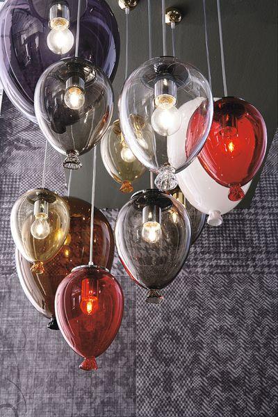 Balloon Lamps