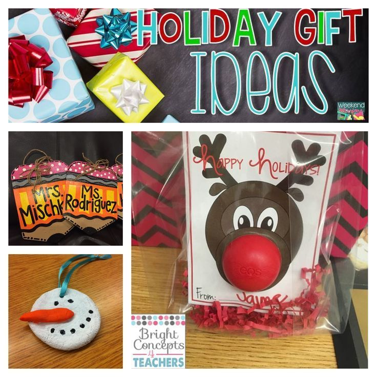 72 Best Christmas Gifts For Teachers & Students Images On