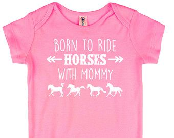 Best 25 equestrian clothes ideas on pinterest horse clothing baby girl horse onesie my first rodeo one piece bodysuit equestrian clothes negle Choice Image