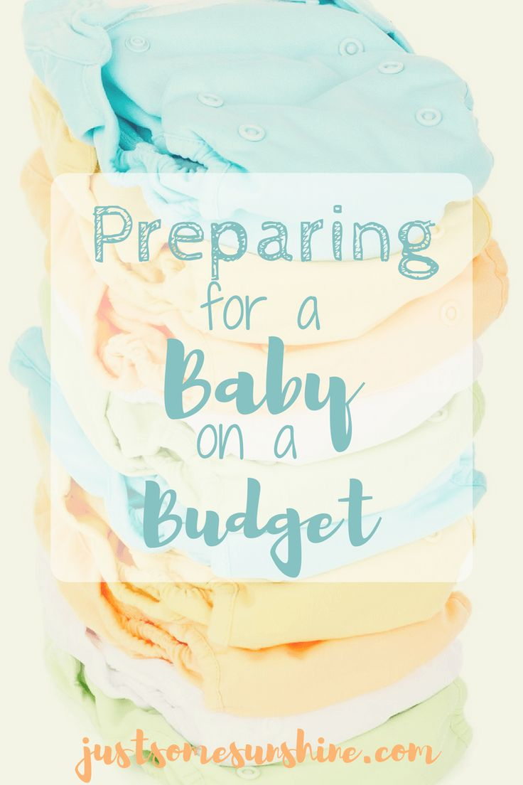 Are you ready for your little one yet? Here are some great tips for preparing for a baby on a budget!