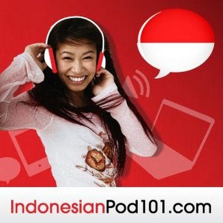 Bahasa Indonesia leren via ipod en youtube