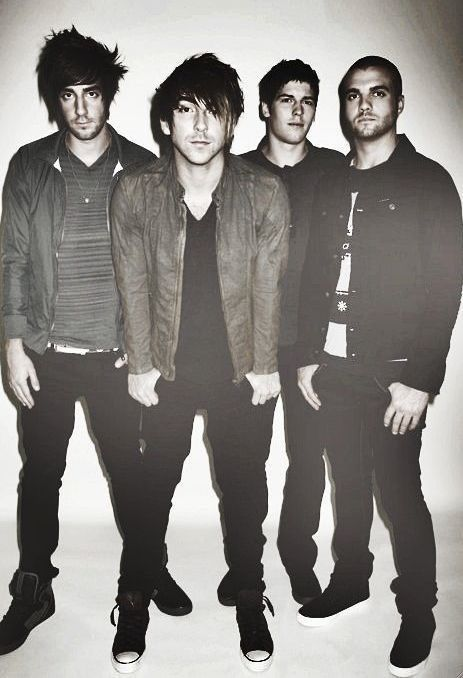 All Time Low • Arrangement and pose.