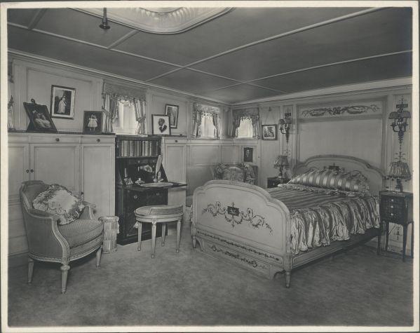 A Bedroom On The Sea Cloud Marjorie Merriweather Post S
