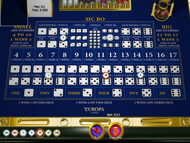 Sic Bo dice game review - http://www.betcity24.com/casinos/games/table/dice/sic-bo.asp