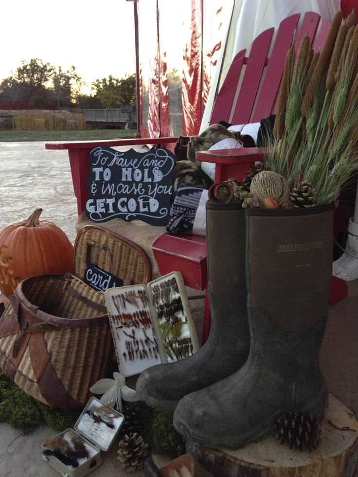 Cedar Lake Cellars Fly Fishing Themed Wedding – Perfect Day ...