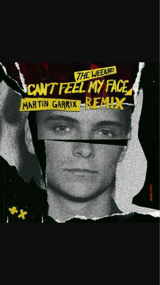 The Weeknd - Can't Feel My Face (Martin Garrix Radio Edit)