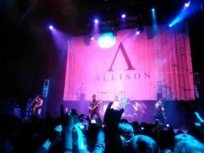 Reseña: Allison en el Plaza Condesa