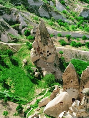 The Coolest Places in the World: #6 Coolest Place - Underground Cities of Cappadocia, Turkey