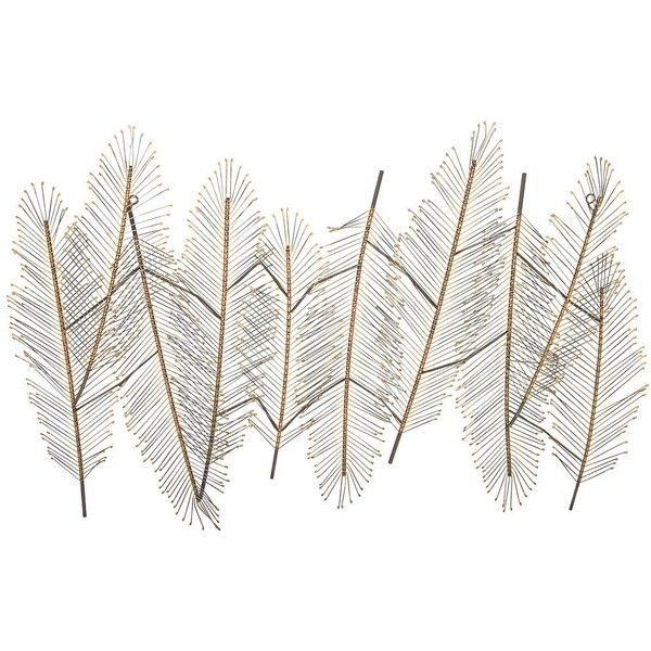 Universal Lighting and Decor Modern Feathers 44\
