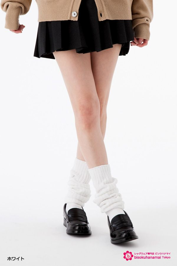 LOOSE SOCKS (Length:50cm) JPY630-