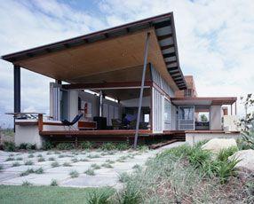 beachside homes :)