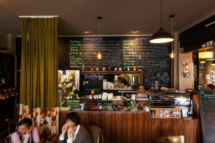 Effortlessly cool and a touch retro, Chifley's A Bite to Eat is an uber-popular café and bar with the locals in Canberra's South.