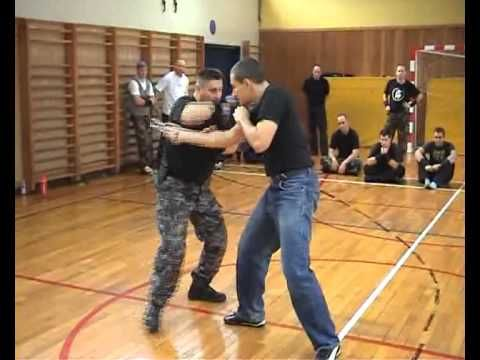 Specwog Knife Fighting Seminar II http://theceramicchefknives.com/military-combat-knives/