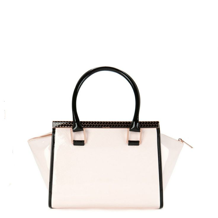 Ted Baker Colour Block Tote Bag