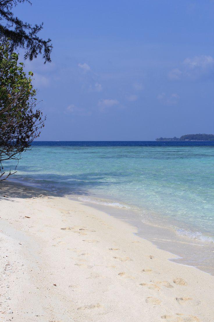 Perak island - Thousand Island , Indonesia