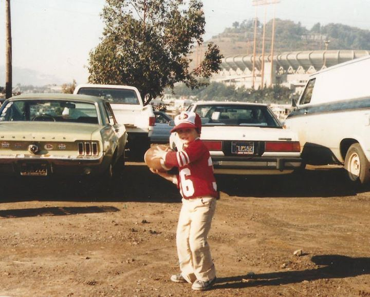 #TBT: Tom Brady Pays Homage to Boyhood Idol Joe Montana