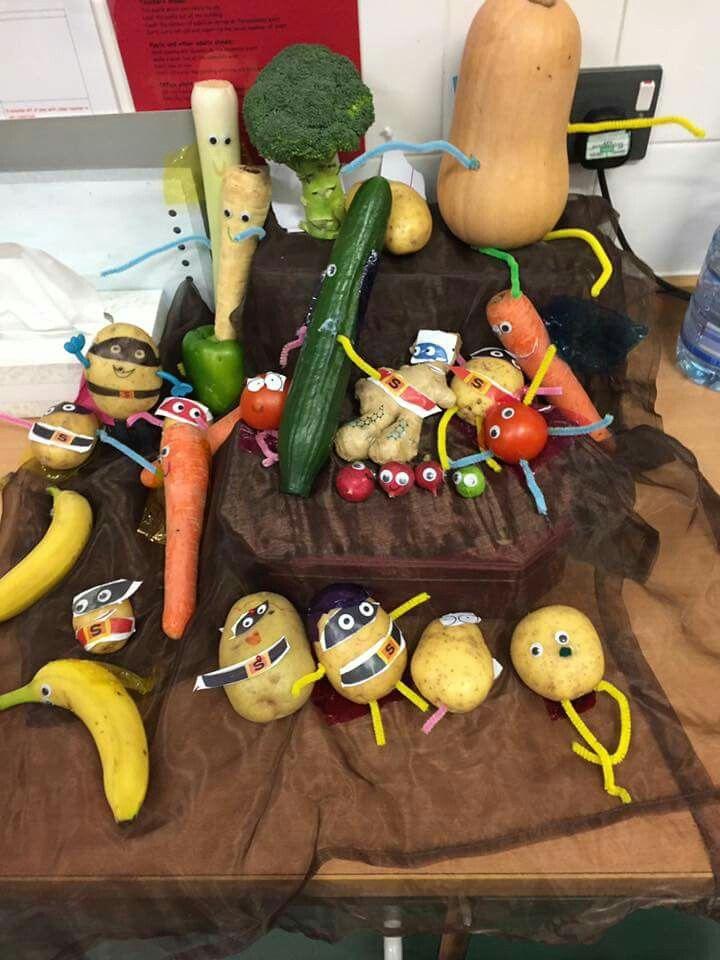 Supertato Veggies Assemble Supertato Eyfs Eyfs Classroom