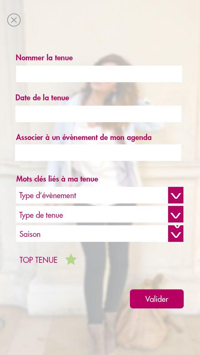 Application Dressed & Date // Synchroniser vos plus belles tenues avec votre calendrier pour ne pas porter deux fois la même chose ;) - Disponible gratuitement sur APP STORE : https://itunes.apple.com/fr/app/dressed-and-date/id895416605?l=en&mt=8   et  sur PLAY STORE : https://play.google.com/store/apps/details?id=air.fr.groupe1234.dressed #Application #Mode