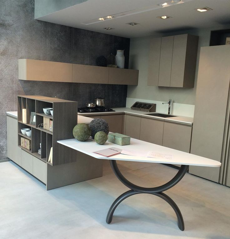 Berloni kitchen  #furniture#berloni#kitchen#milano#design#week#salonedelmobile#luxkitchens#showroom by luxkitchens.az