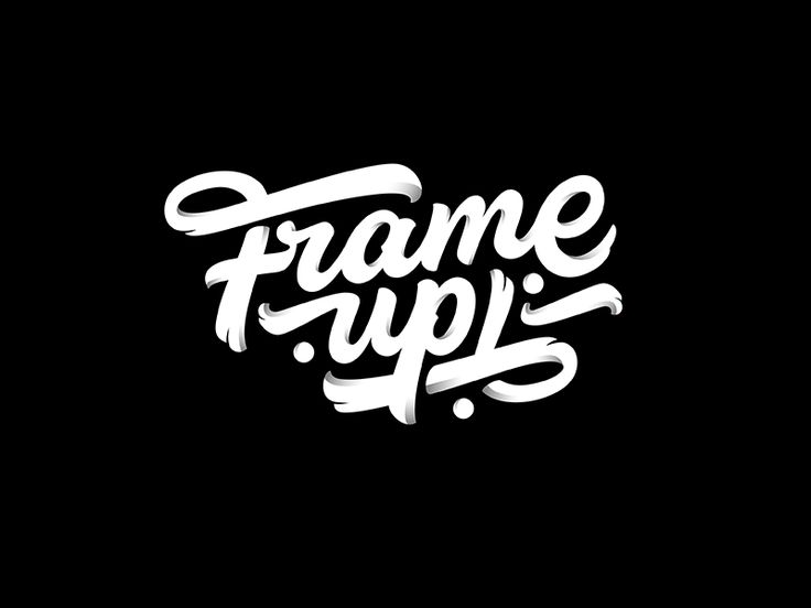 Design Story — Lettering logotype [[MORE]] (by Nick Cooper) ...