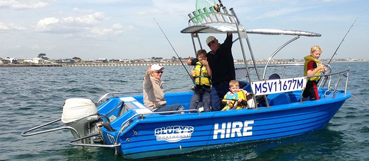 At Bluey's Boathouse, you will get the extra dose of the safest, biggest and equipped hire boats in Melbourne.