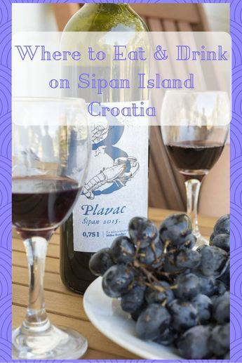 Discover Sipan Island, Croatia, one of the three Elaphite islands and home of great olive oil. What to eat on Sipan and the Via Dinarica.