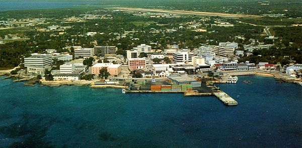George Town, Cayman Islands - Wikipedia, the free encyclopedia