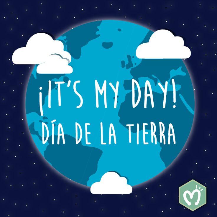 Día de la Tierra. #DíaDeLaTierra #EarthDay #FabricaDeSueños #Migas #M