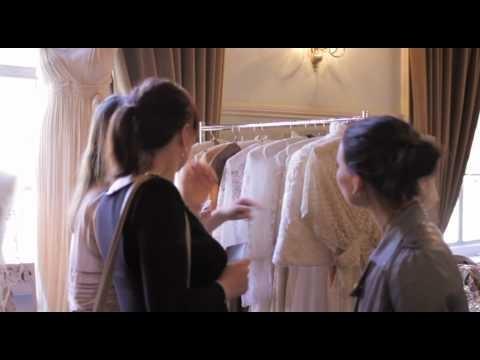 Zoe Lem's Vintage Wedding Fair - London, April 2012.    zoe4_fini.mov