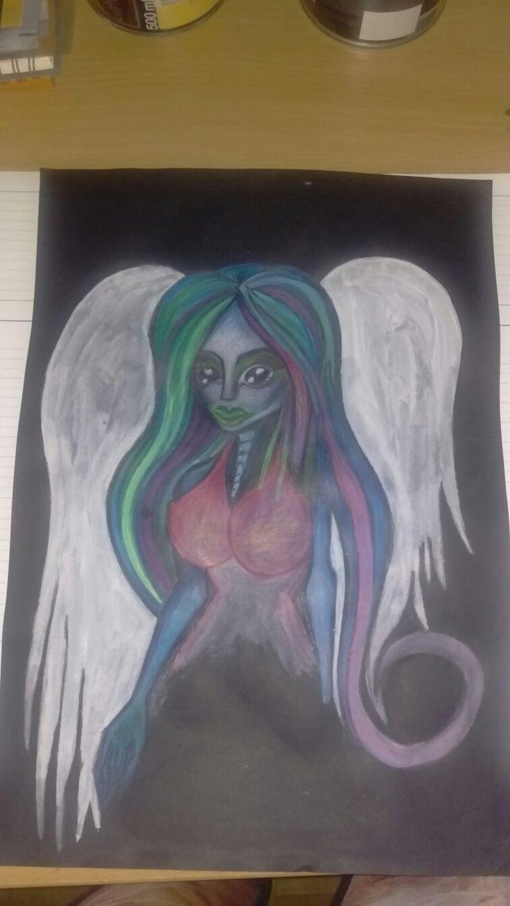 Angel of deadth