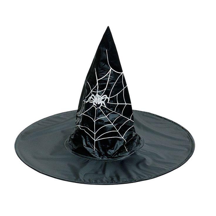 Sombrero de Bruja #sombrerosdisfraz #accesoriosdisfraz #accesoriosphotocall