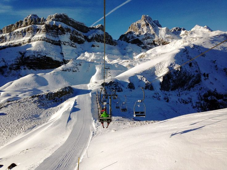 Ven a esquiar en familia a CANDANCHÚ, Pirineo Aragonés! http://viajesflamenco.com Reserva ya al mejor precio!