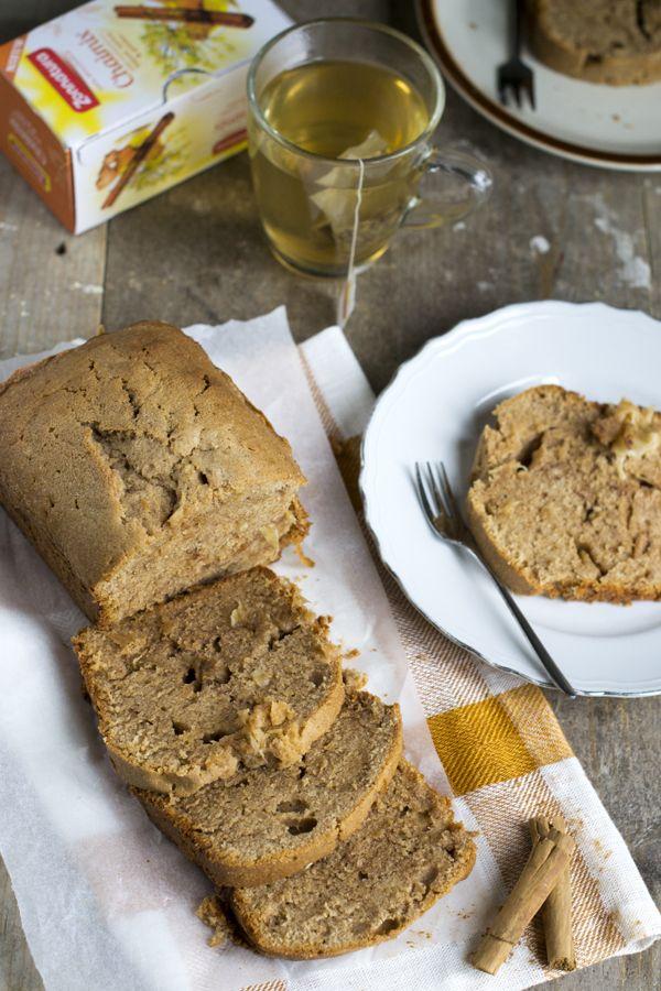Kruidige Chai Gember Cake - Brenda Kookt!