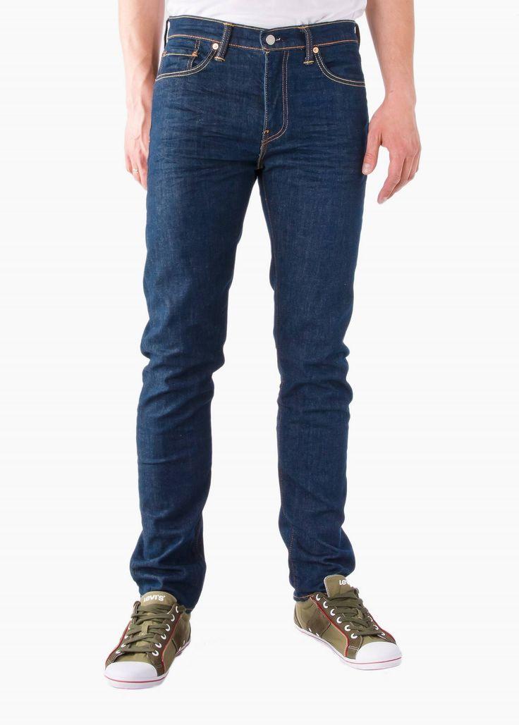 Levi's® 508 Regular Tapered - Broken Raw am Jeans24h.de