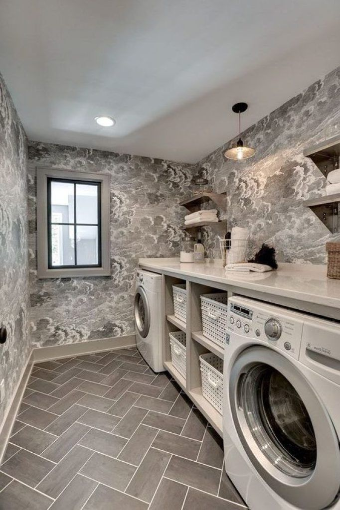 Explore Momo S Board Laundry Room Ideas On Pinterest See More Ideas Small Laundry Room Ideas Laundry Room Flooring Laundry Room Tile Laundry Room Remodel